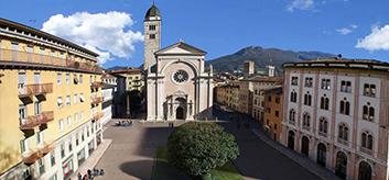 Piazza Santa Maria Maggiore in Trento