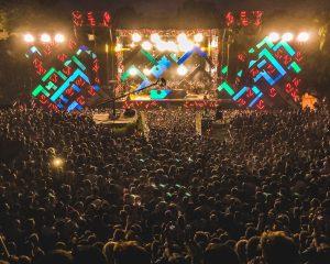 EXIT festival in Novi Sad - Photo by MIha Rekar on Unsplash.com