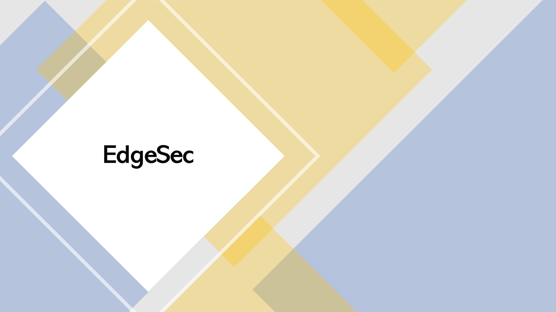 EdgeSec